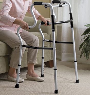 Uprise Folding Walker - View 3