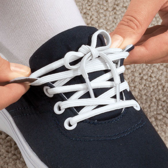 Elastic Shoe Laces - 3 Pair - View 4