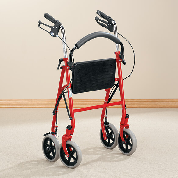 Durable Steel Rollator - View 2