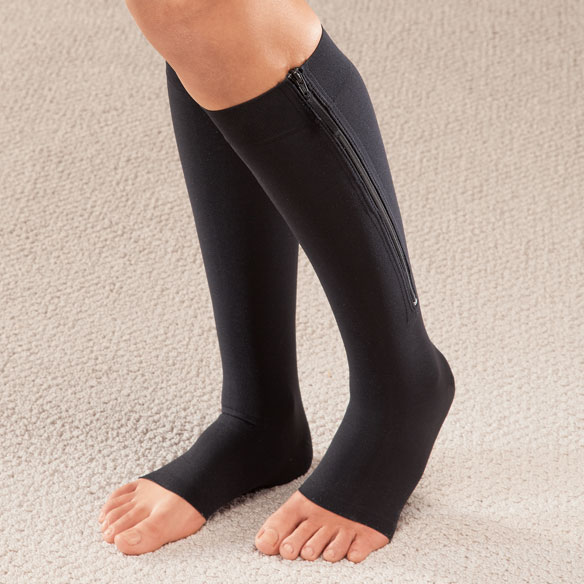 Compression Socks - 1 Pair - View 2