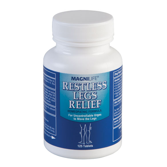 MagniLife® Restless Leg Relief - 125 Tablets