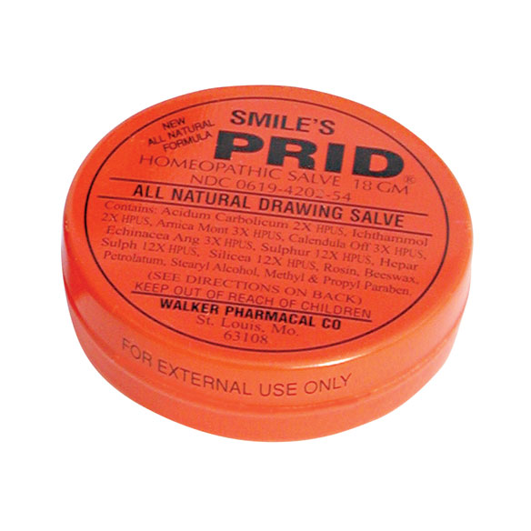 Smile's Prid® Drawing Salve - 18 Grams