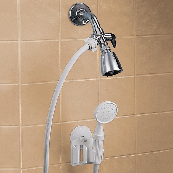 Detachable Hand-Held Shower Sprayer