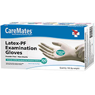 Hygiene Aids - Disposable Latex Gloves - Set Of 100