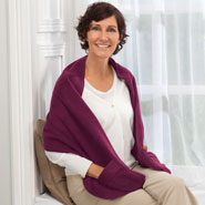 Apparel - Polar Fleece Shawl
