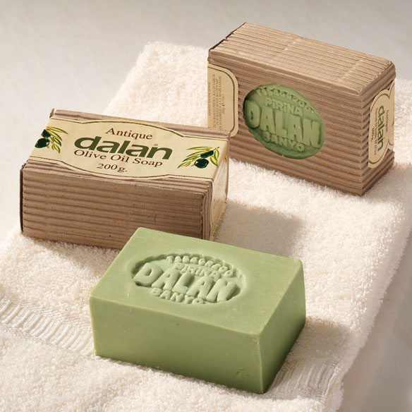 Dalan® Olive Oil Soap - 3 Pack