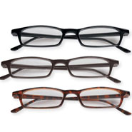 Vision Loss - 3 Pack Reading Glasses