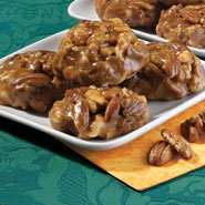 Sweets & Treats - No Sugar Added Chewy Nut Cluster Pralines - 12 oz.