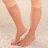 Compression Hosiery - Calf Support Trouser Socks