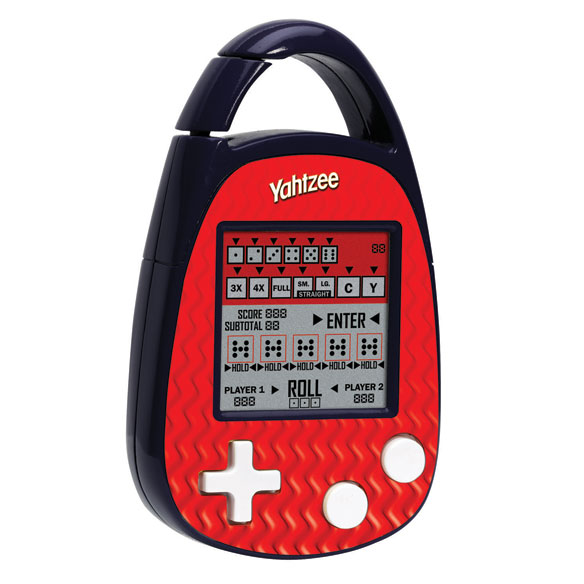 Yahtzee Hand Held Game