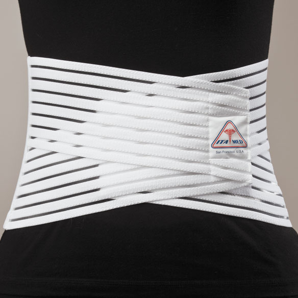 Breathable Elastic Back Support
