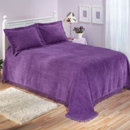 New - The Jane Chenille Bedding by East Wing Comforts