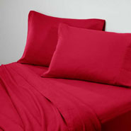 Bedding & Accessories - Solid Flannel Sheets