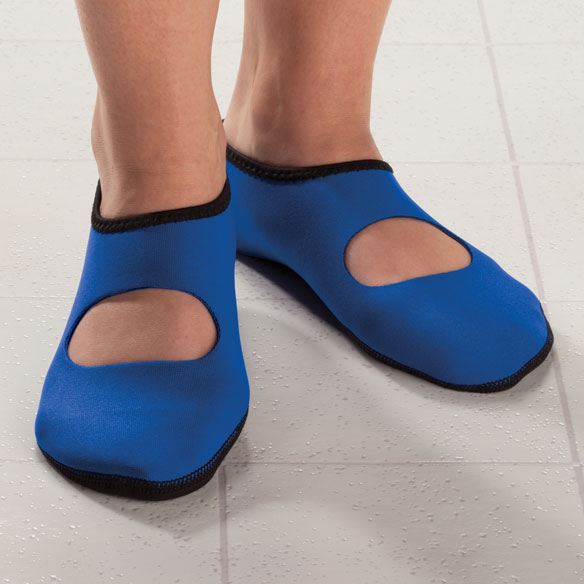 NuFoot Neoprene Mary Jane Shoes