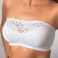 Clearance - Strapless Comfort Bra