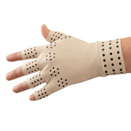 Compression Hosiery - Compression Gloves With Magnets