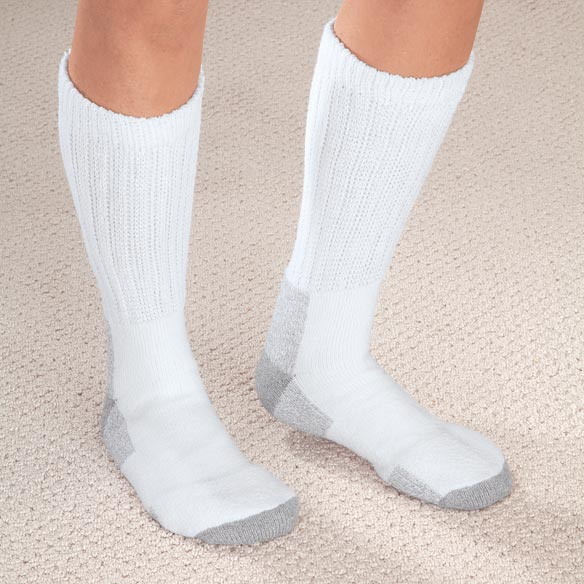 Diabetic Cold Weather Socks - 2 Pair - View 1