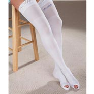 Compression Hosiery - LifeSpan® Anti-Embolism Thigh Highs