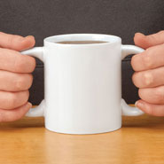 Kitchen - Double Grip Mug