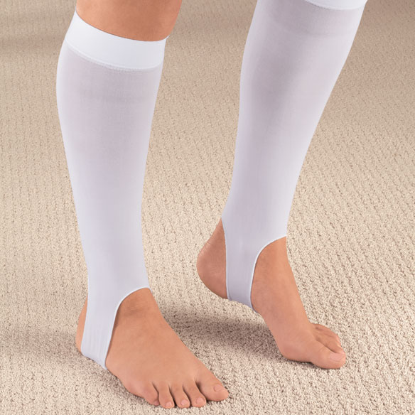 Knee High Compression Stirrup - View 1