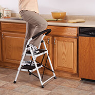 Home - Step Ladder Stool Combo