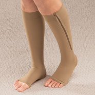 Compression Hosiery - Compression Socks - 1 Pair