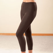 Apparel - Footless Fleece-Lined Tights - 2 Pairs