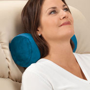 Cushions & Chair Pads - Memory Foam Peanut Neck Pillow