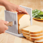 Kitchen - Bread Slicing Guide
