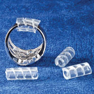 Apparel Accessories - Spiral Ring Sizers - Set of 4