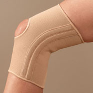 Knee & Ankle Pain - Antibacterial Deluxe Nylon Knee Support