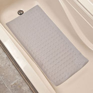 New - Rubber Safety Mat with Microban