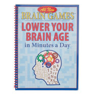 New - Brain Games™ Lower Your Brain Age
